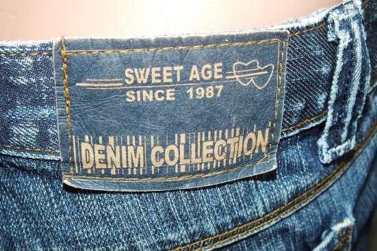 Джинсовые шорты Denim