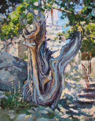 Картина маслом на холсте в г. Севастополь Фото 4