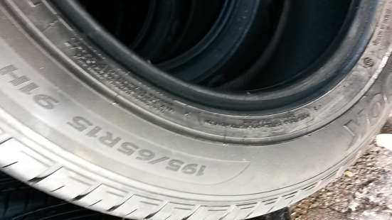 195/65 R15 Hankook Optimo в Красноярске Фото 3
