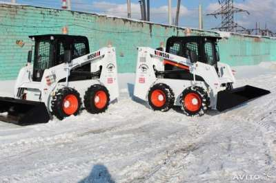 Погрузчик BOBCAT S185 (Forway)