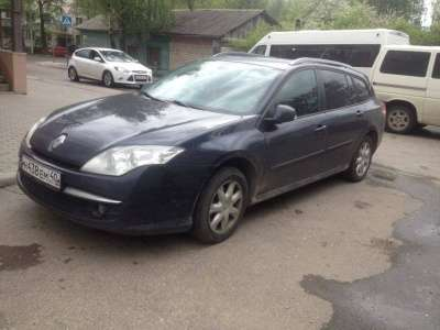 автомобиль Renault Laguna, цена 320 000 руб.,в Калуге Фото 5
