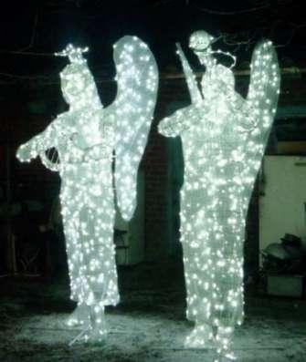 Светодиодные фигуры в Краснодаре Фото 1