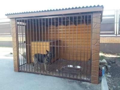 будки и вольеры для собак и других живот в Екатеринбурге Фото 2