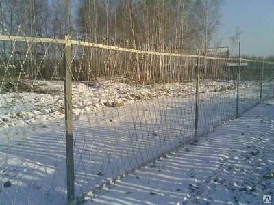 """Спиральный барьер безопасности """"ЕГ"""