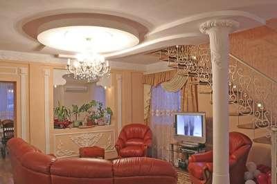 Гипсовый декор (Гипсовая лепнина) в Ульяновске Фото 1