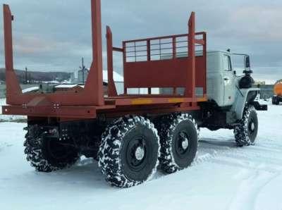 грузовой автомобиль УРАЛ 43204 лесовоз в г. Усинск Фото 1