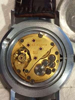 Часы Луч СССР, 1970-е гг