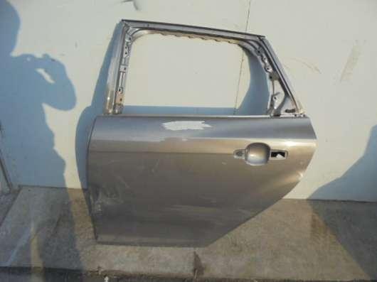 дверь форд фокус 3 задняя левая(Ford Fokus)3