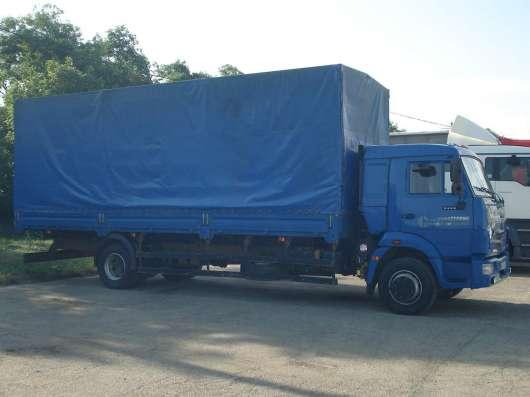 Тент КАМАЗ 5308, V – 50 куб. м, г/п 8 т, 2012 г в Ставрополе Фото 3
