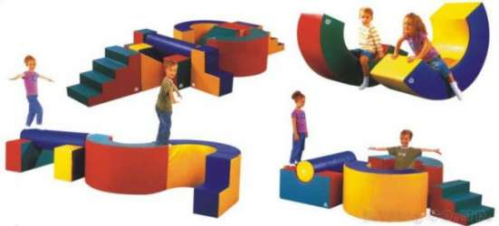 Игрушки из тента в Подольске Фото 2