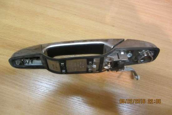 Ручка передней левой двери Cadillac Escalade 07-14 гг