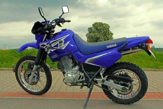 YAMAHA XT -660