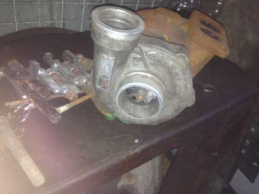 Турбина для Мерседес 1317, 366 мотор Б/У