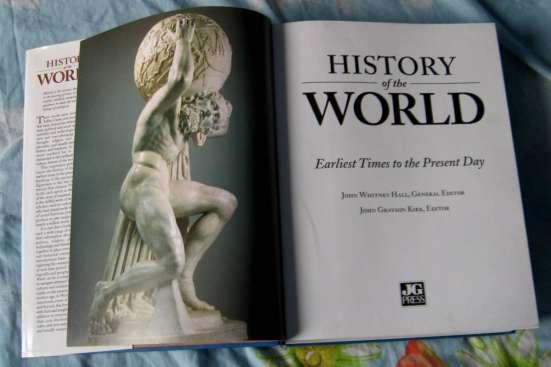 Книга о мировой истории на англ языке. Взгляд ОТТУДА