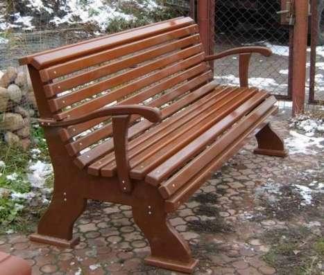 Продам деревянные столы, лавки