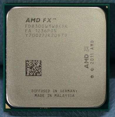 Продам процессор AMD FX-8300 Black Edition, OEM