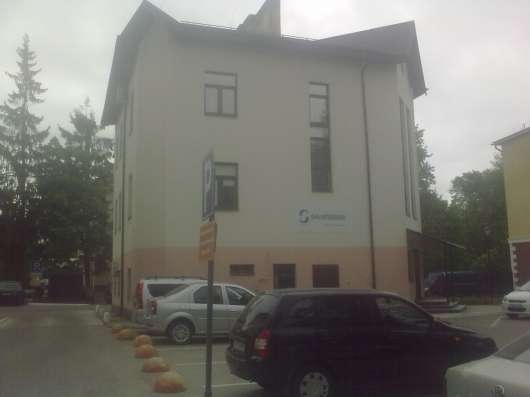 Аренда здания под офис банка, компании