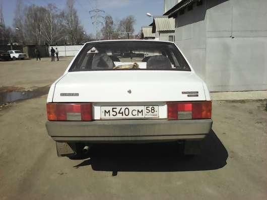 Продам автомобиль ваз-21099