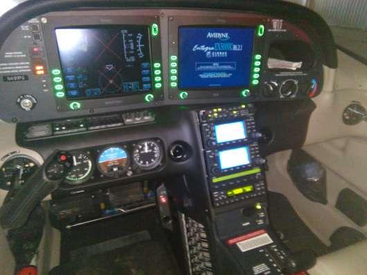 Продам самолет CIRRUS SR-22G3 срочно, торг в Санкт-Петербурге Фото 2