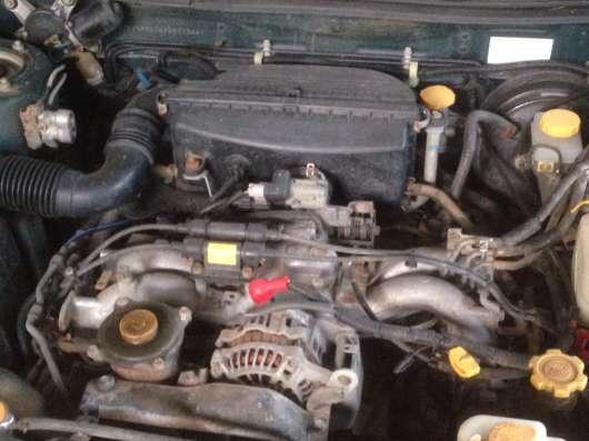 Продажа авто, Subaru, Forester, Механика с пробегом 220000 км, в Волгограде Фото 2