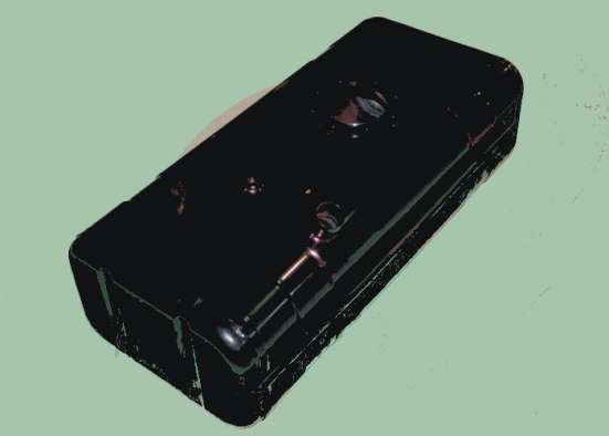 Бак топливный Г-2217 металл. (70л) инжекторный двигатель