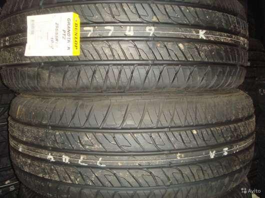 Новые Dunlop 245/70 R16 данлоп грандтрэк пт2