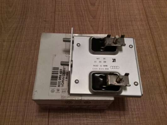 Резистор дополнительный 8D0959493 VAG