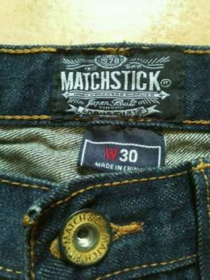 Джинсы Matchstick Matchstick