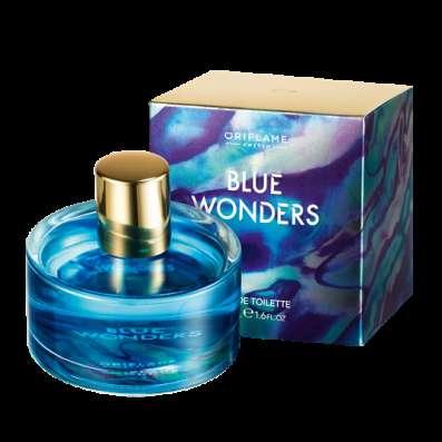 Туалетная вода blue wonders oriflame 50мл новая
