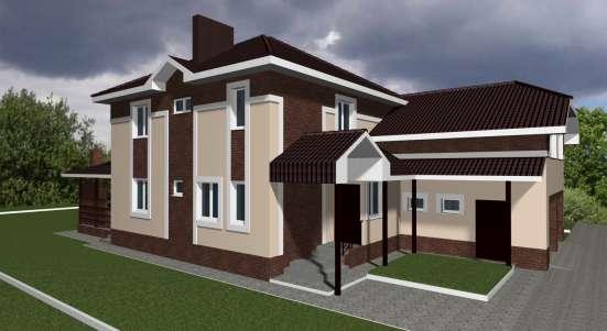 Проекты домов, коттеджей готовые и под заказ