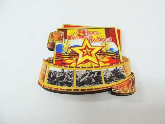 Сувениры к 9 Мая от российского производителя оптом в Анапе Фото 1