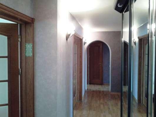 Квартира в парке для большой и дружной семьи в Красногорс