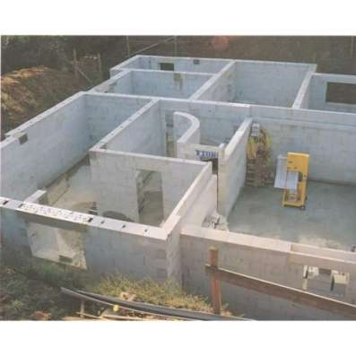 Кладка газосиликатных блоков, кирпича в г. Борисов Фото 1