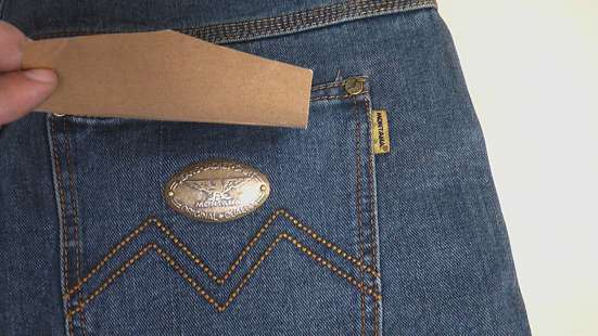 Джинсы мужские новые Montana 38 размер в Саратове Фото 6