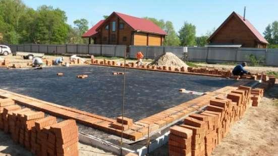 Многопрофильная компания оказывает широкий спектр услуг по строительству
