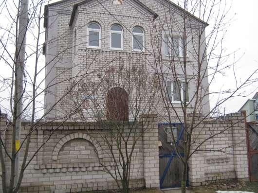 Котедж в Беларуси (г. Могилев)