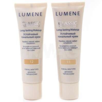 Тональный устойчивый крем Lumene Classic Long Lasting Makeup