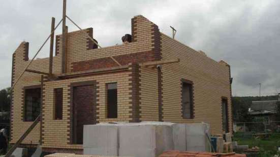 Строительство домов под ключ. качественно в г. Киев Фото 3