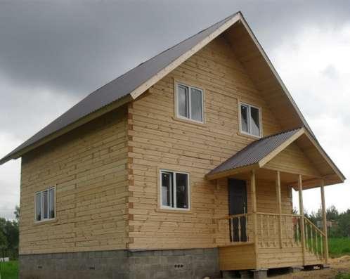 Строительство Домов из бруса в Чите