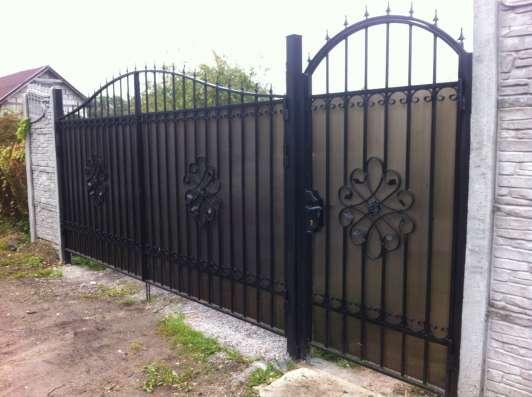 Заборы Ворота Калитки