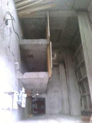 Цех по производству бетонных изделий и деревообработки