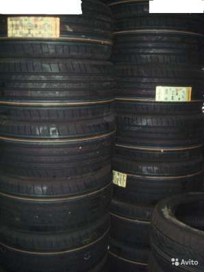 Новые к-ты Dunlop 245/45ZR19 Sport Maxx GTx ROF в Москве Фото 1