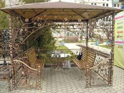 ворота,перила,калитки,заборы,козырьки в г. Белореченск Фото 1