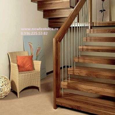Лестницы для вашего дома и дачи Новая Лестница в г. Пушкино Фото 4