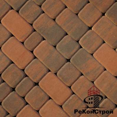 Плитка тротуарная БелАрБет, Ривьера в Белгороде Фото 3