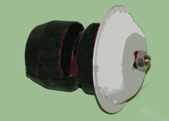 Буфер рессоры Газель -3302 (передней) в|сборе