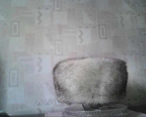 Шапка меховая зимняя женская