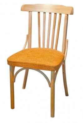 Деревянный стул Соло для кафе и баров