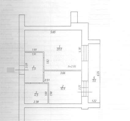 Продается 1-комн. в новом доме, ул. Баруди, д. 20