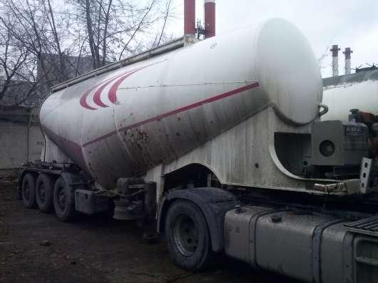 Полуприцеп цементовоз AliRizaUsta 2012 г